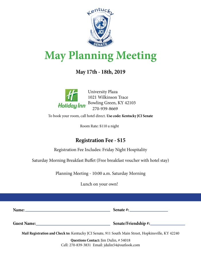 KY JCI May Meeting 2019 Form